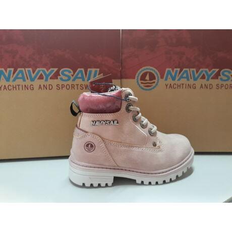 Navy Sail Napoli Girls nbk Gyermek bakancs