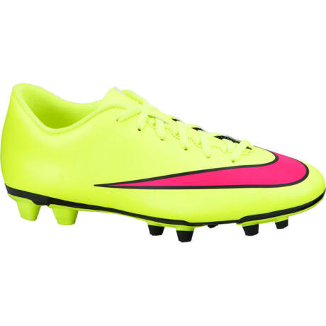 Nike Mercurial Vortex II FG Gyermek stoplis focicipő