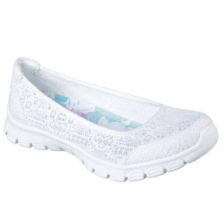 SKECHERS 23437/WHT Női cipő fehér