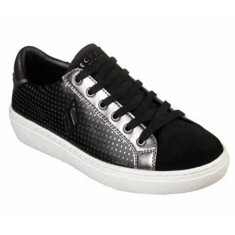 SKECHERS 73820/BKPW Női utcai cipő