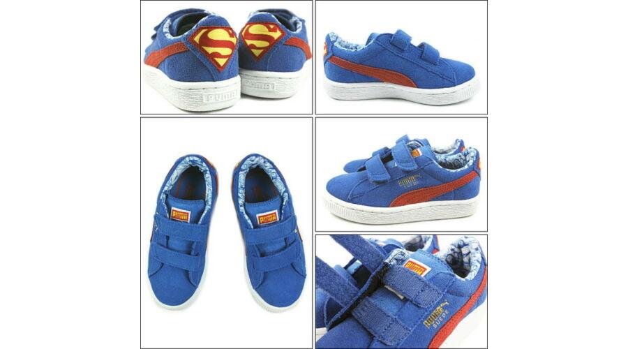 d74118f78616 Puma Suede Superman V Kids - arzenalsport